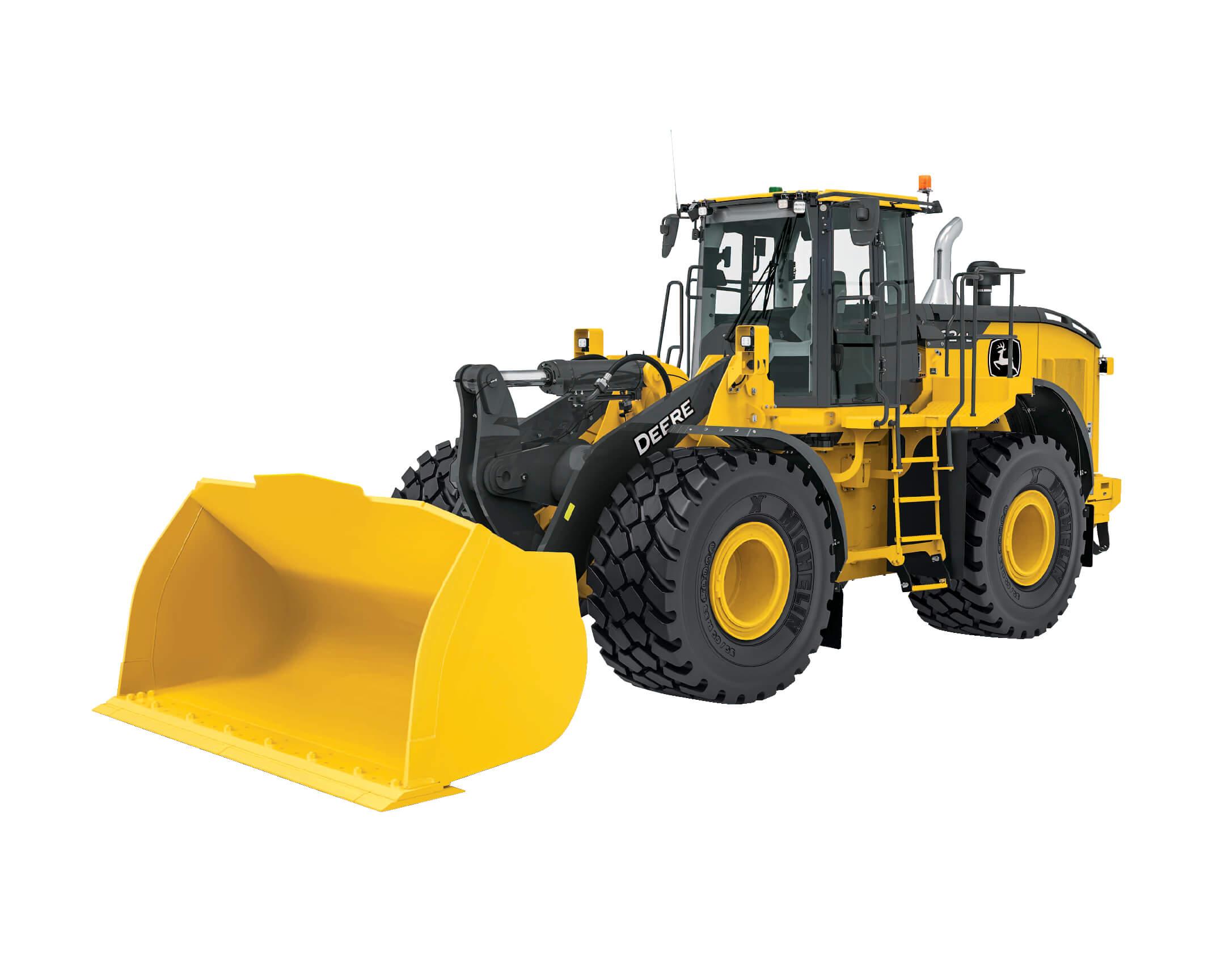 824L FT4 Wheel Loader