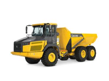 260E Tier 3 Articulated Dump Truck