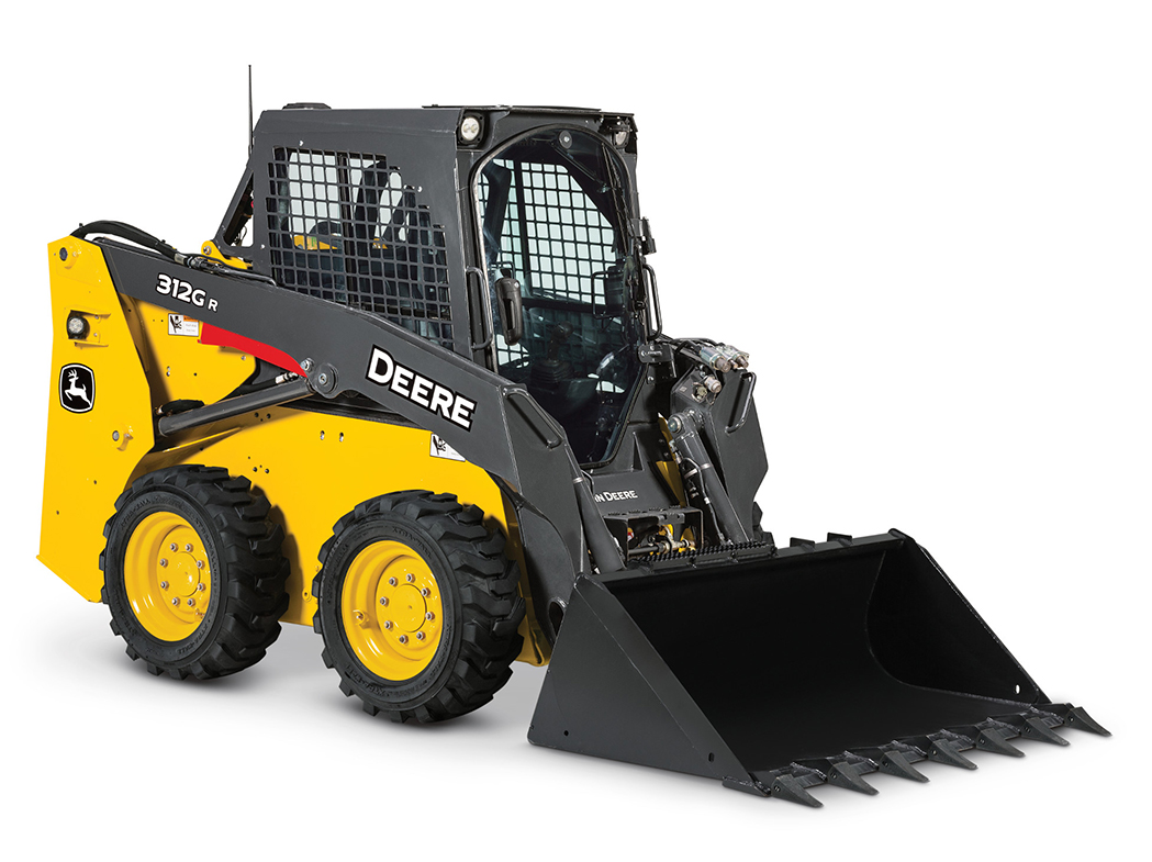 312GR iT4 Skid Steer