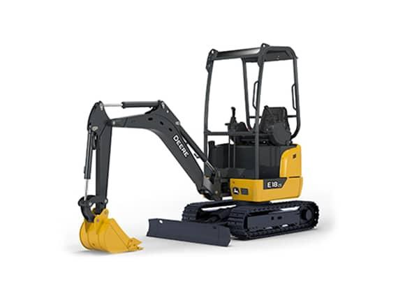 E18ZS Excavator