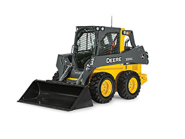 324G FT4 Skid Steer