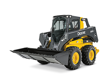 332G FT4 Skid Steer
