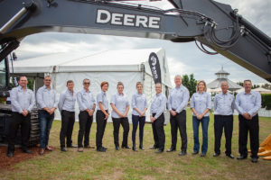 RDO Equipment launch at DDT as John Deere Dealer