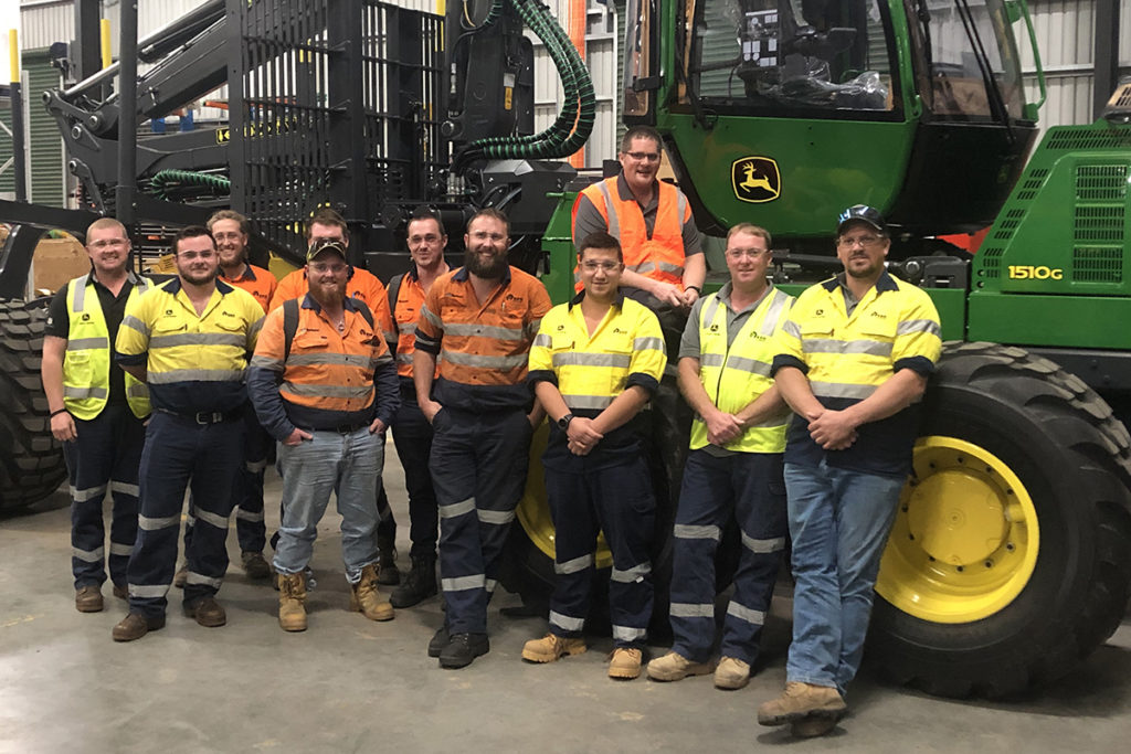 Building our RDO Equipment team - John Deere dealer