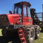 KOMATSU 895 Forwarder ID: X001340 Brisbane