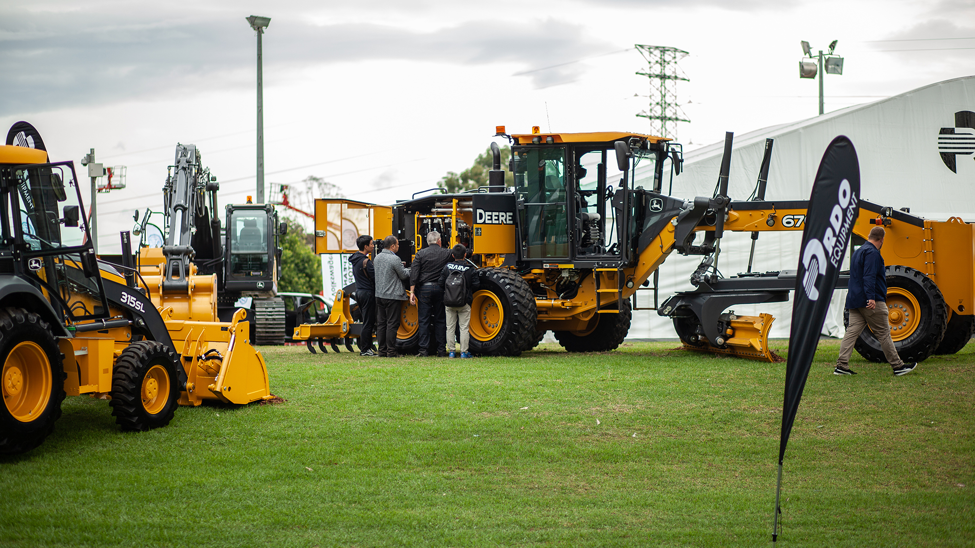 RDO Equipment turns 1 as John Deere dealer