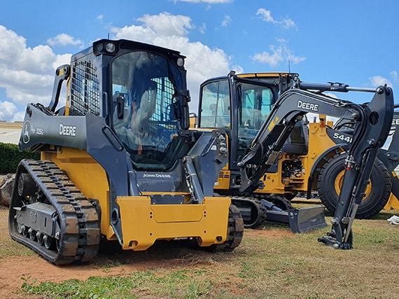 John Deere CCE - Agriculture & Turf equipment dealer - Vanderfield