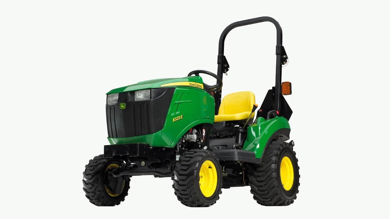 1023E Compact Utility Tractor
