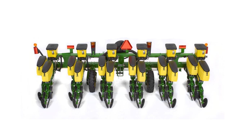 1705 Twin Row Planter