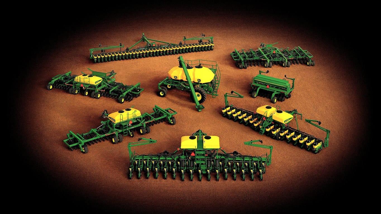 1795 16Row Split 31 or 32 Planter