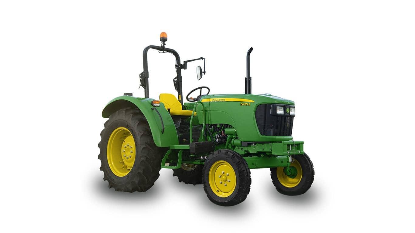 5055E (3 Cyl) Utility Tractor