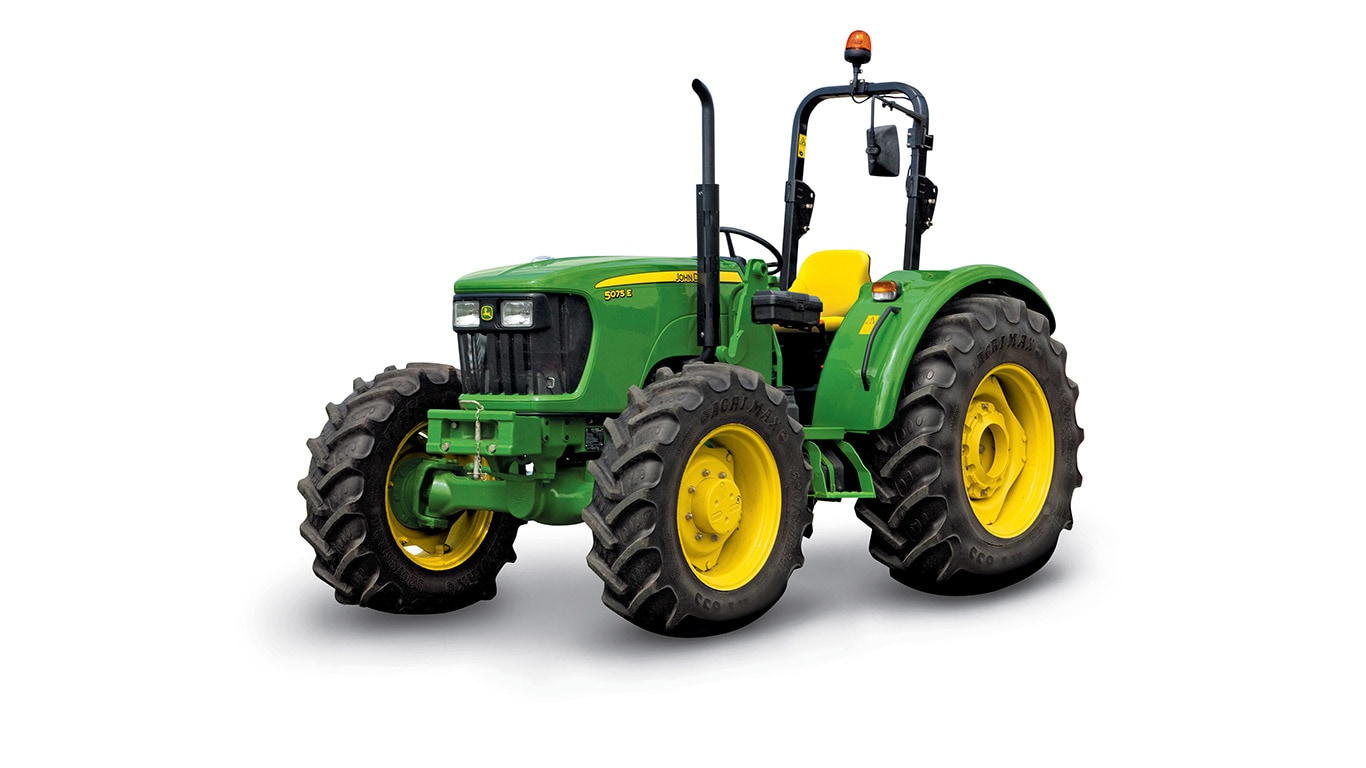 5075E (3 Cyl) Utility Tractor