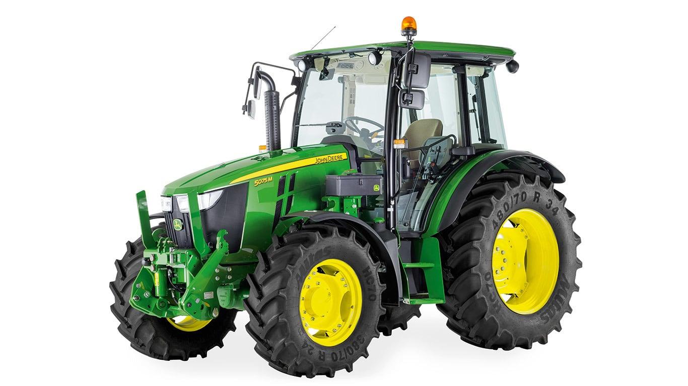 5075M (Euro Spec) Utility Tractor