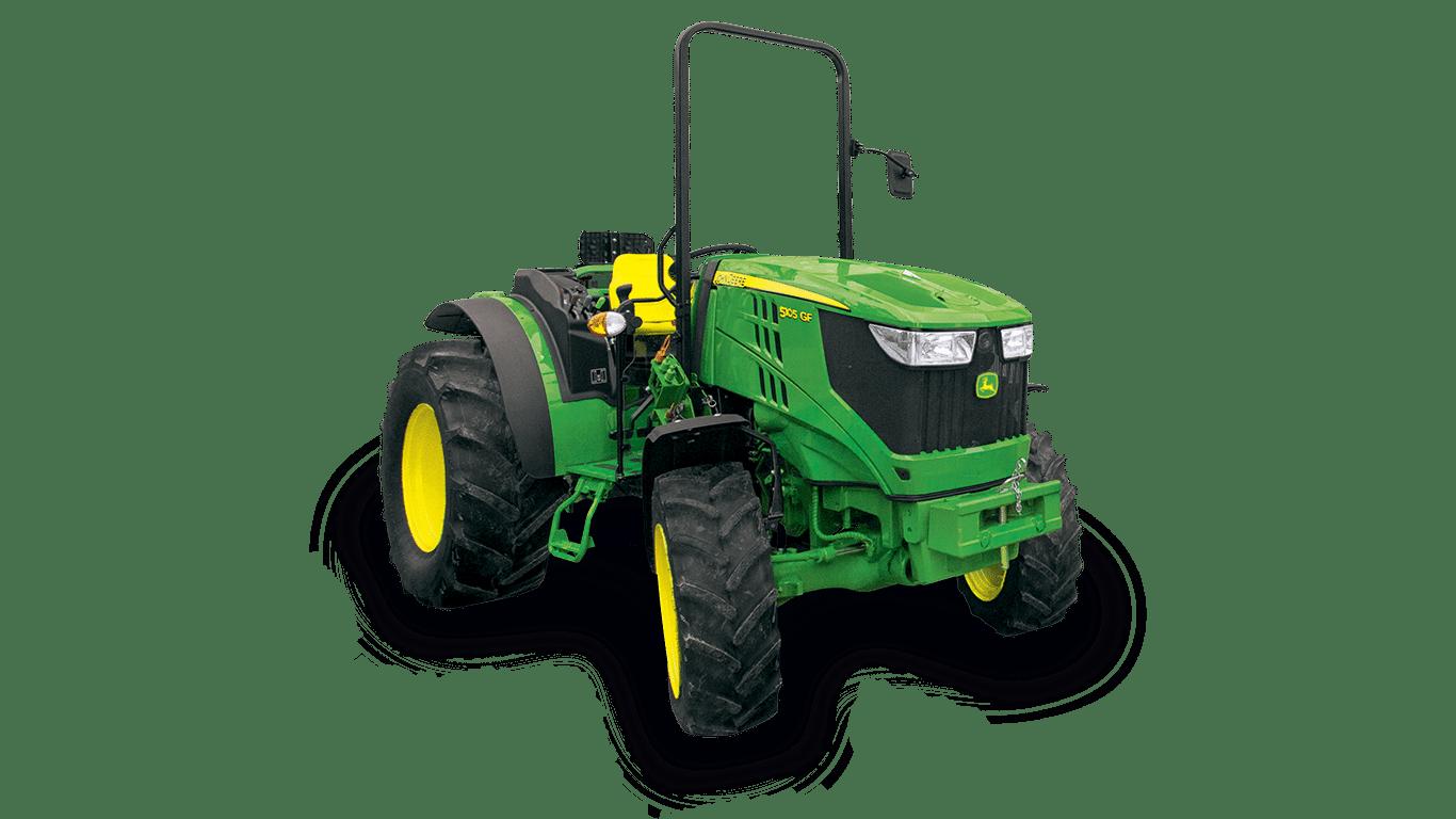5075GF Tractor
