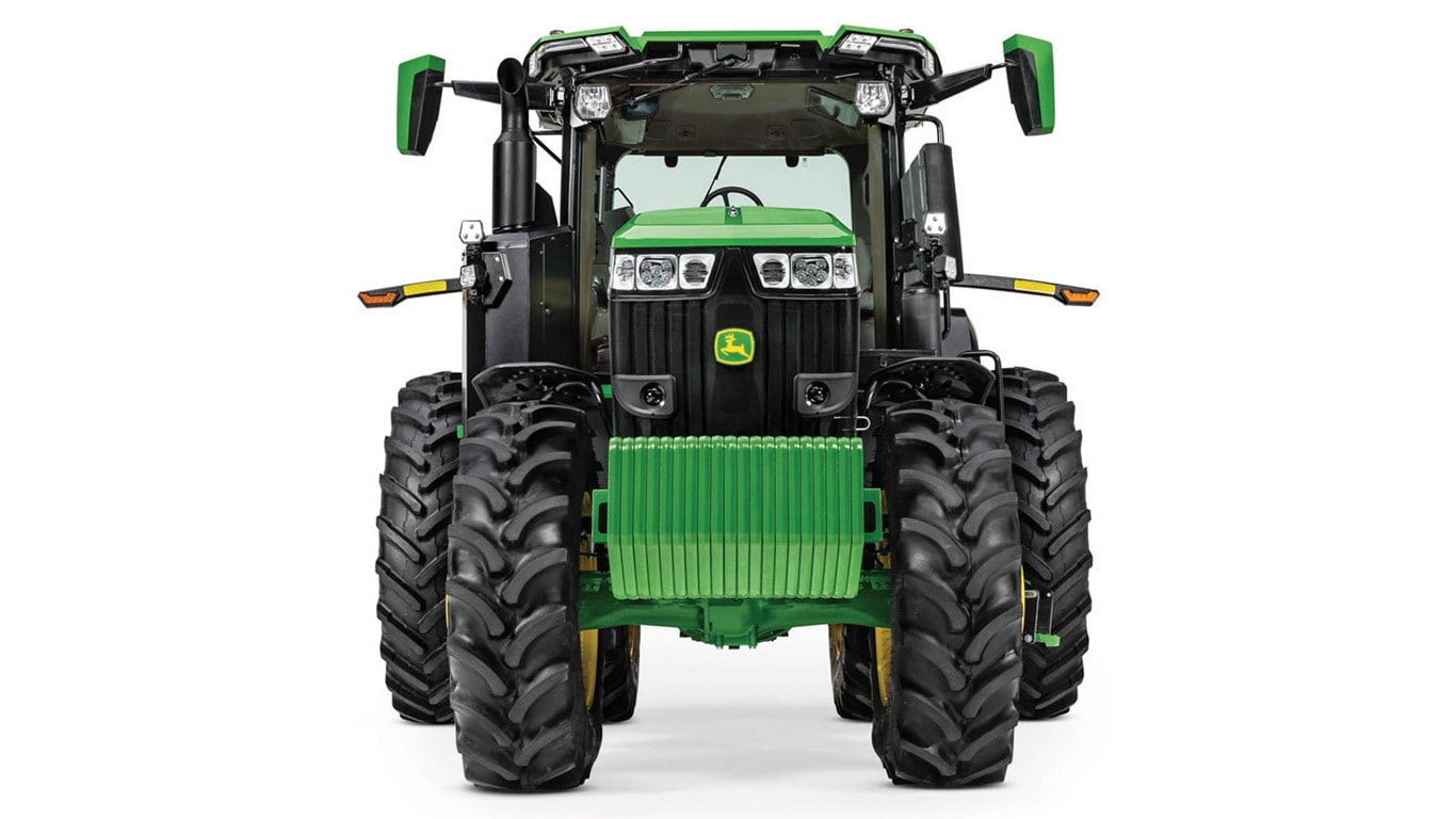 7R 250 Tractor