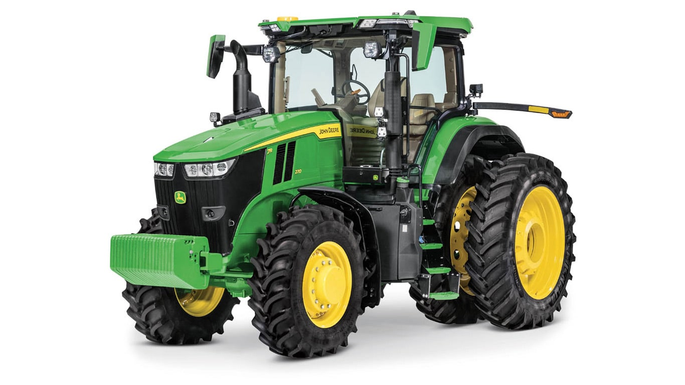 7R 270 Tractor