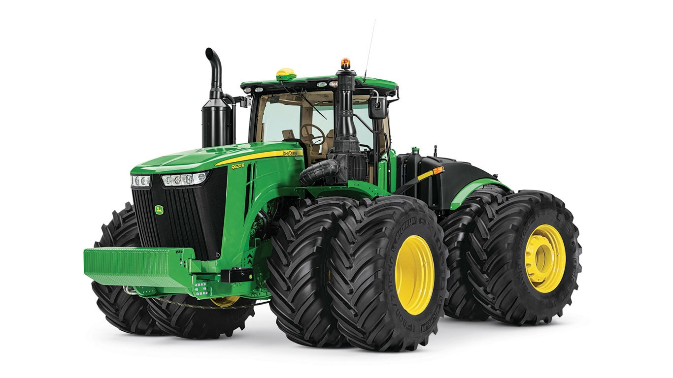 9620R Scraper-Special Tractors