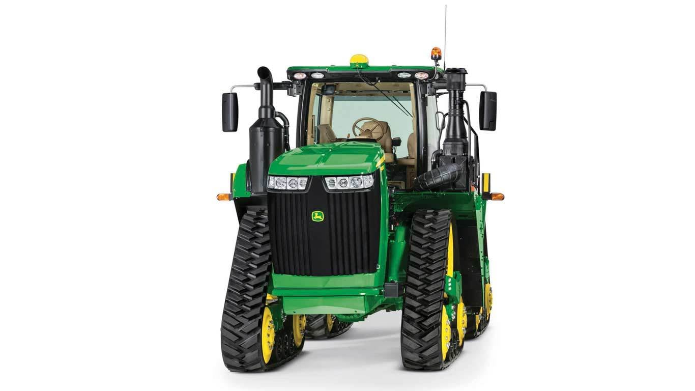 9420RX 4-Track, Narrow Tractor