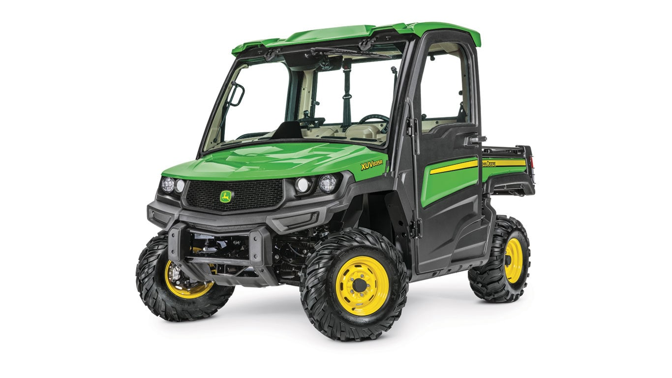 XUV835R Crossover Utility Vehicle
