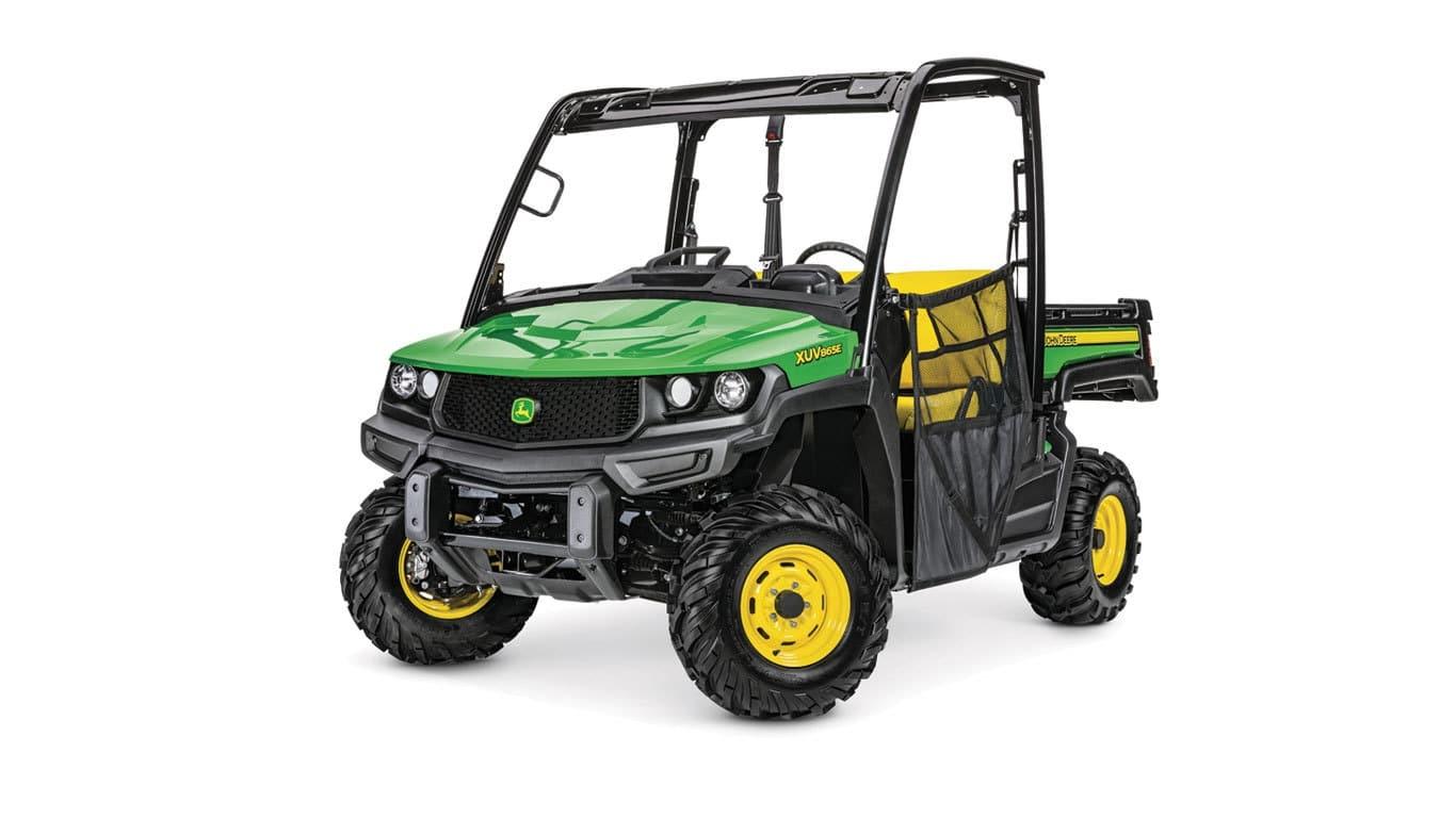 XUV865E Crossover Utility Vehicle