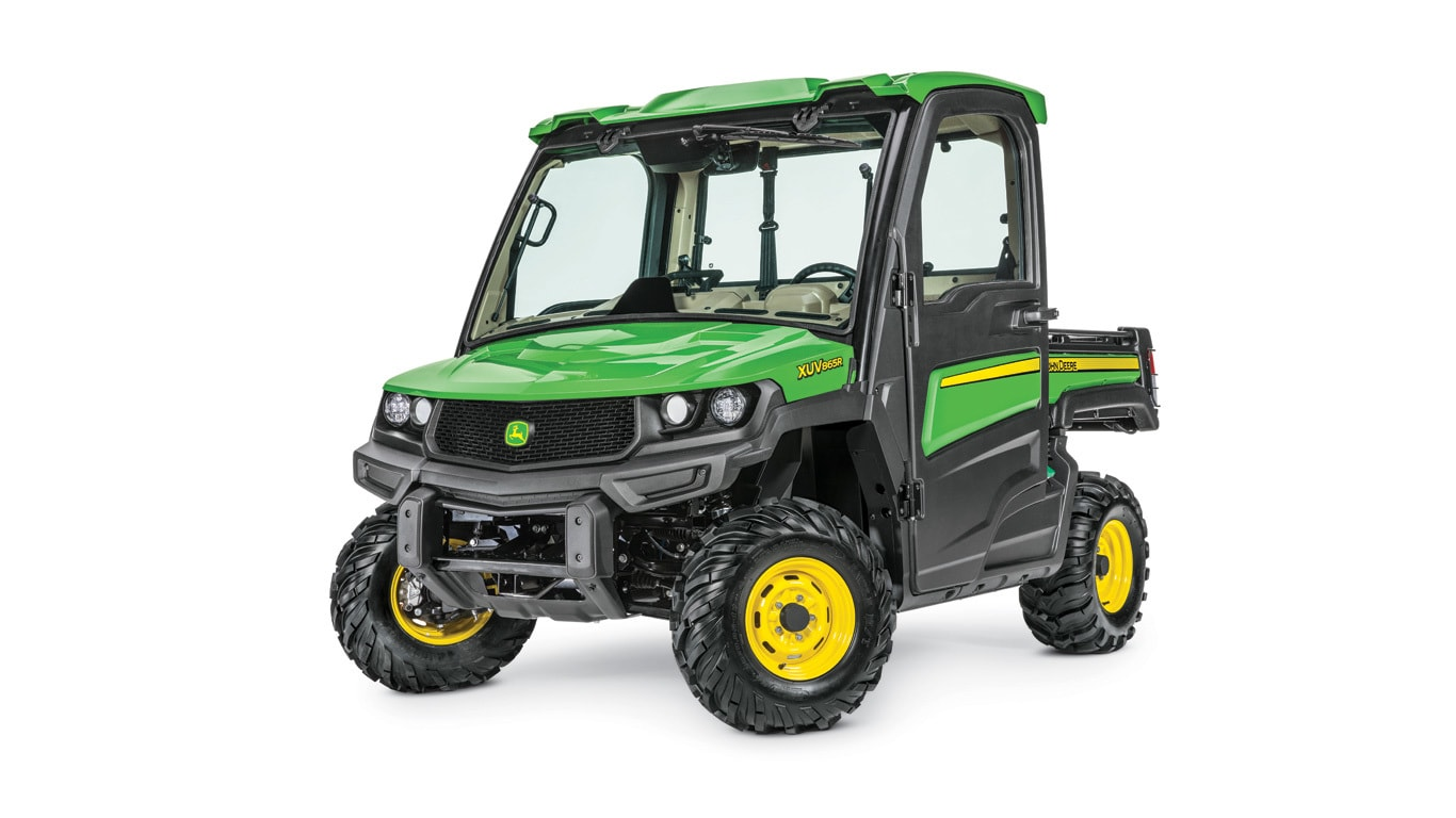 XUV865R Crossover Utility Vehicle
